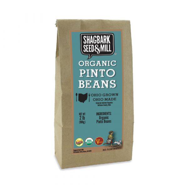 Organic Pinto Beans 2lbs